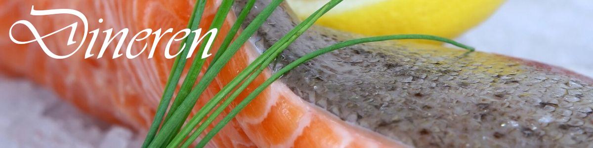 Dineren in Feestzaal 't Festijn